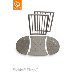 Stokke® Sleepi™ Bettverlängerung Hazy Grey