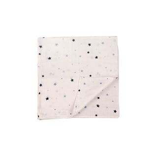Moltontücher kleine Sterne