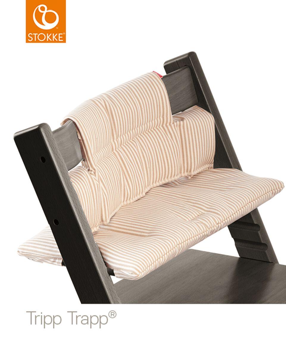kissen streifen beige classic. Black Bedroom Furniture Sets. Home Design Ideas