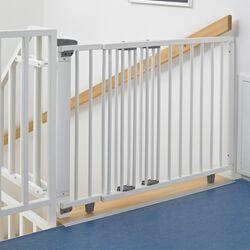 Treppengitter weiß