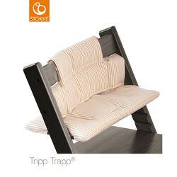 Kissen Streifen beige Classic tripp                               trapp