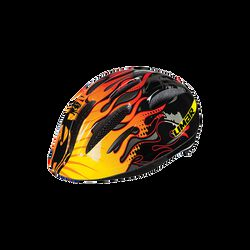 Helm Dragon Flame Gr. M