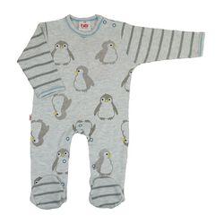 Schlafanzug Pinguin