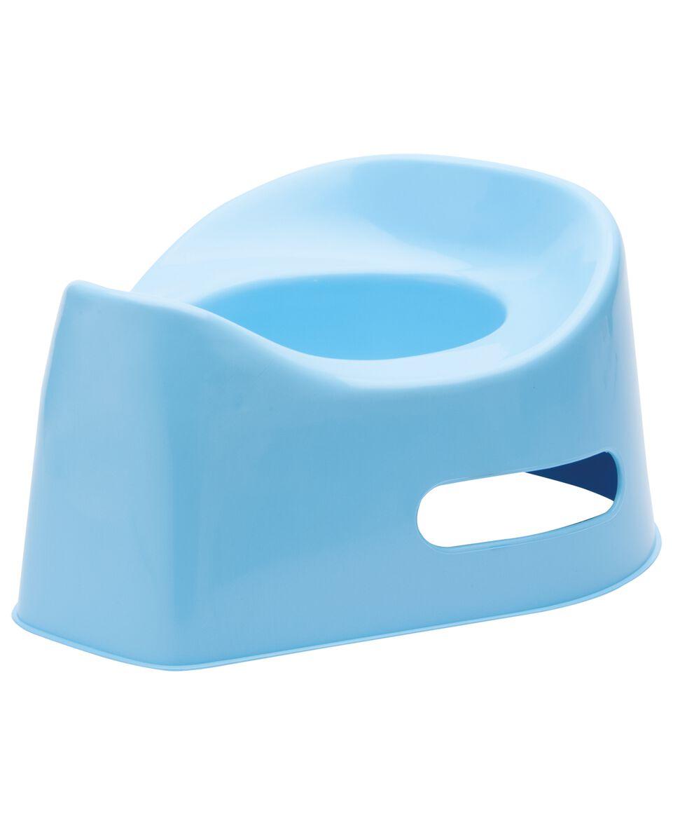 Kindertopf blau