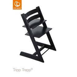 Hochstuhl Tripp Trapp® schwarz