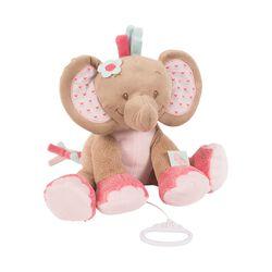 Spieluhr Rose der Elefant