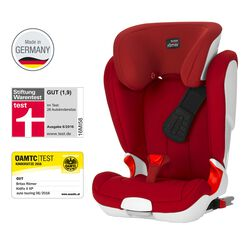 Kidfix II XP Flame Red