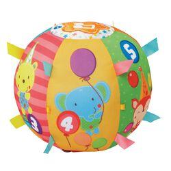 1-2-3 Tierspaß Ball