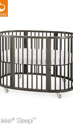 Stokke® Sleepi™ Bett Hazy Grey