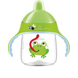 Trinkbecher Frosch Sip no Drip