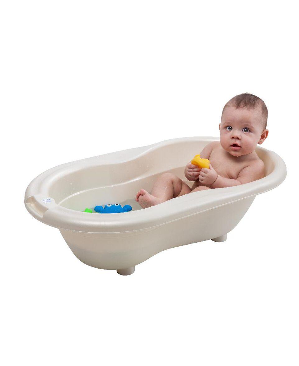 TOP Baby Badewanne Perlweißcreme