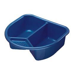 TOP Waschschüssel Blue Perlmutt
