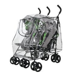 Regenschutz Zwillingswagen