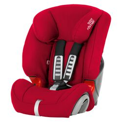Evolva 1-2-3 Flame Red