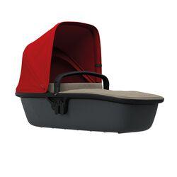 Zapp Lux Kinderwagen-Aufsatz Sand on Graphite