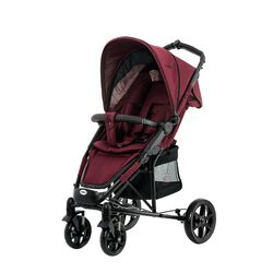 Buggy Flac City Bordeaux Melange