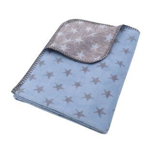 Decke Stars blau