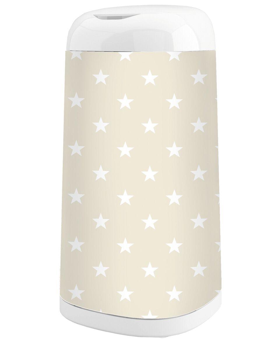 Angelcare® Dress-Up Bezug Stars beige