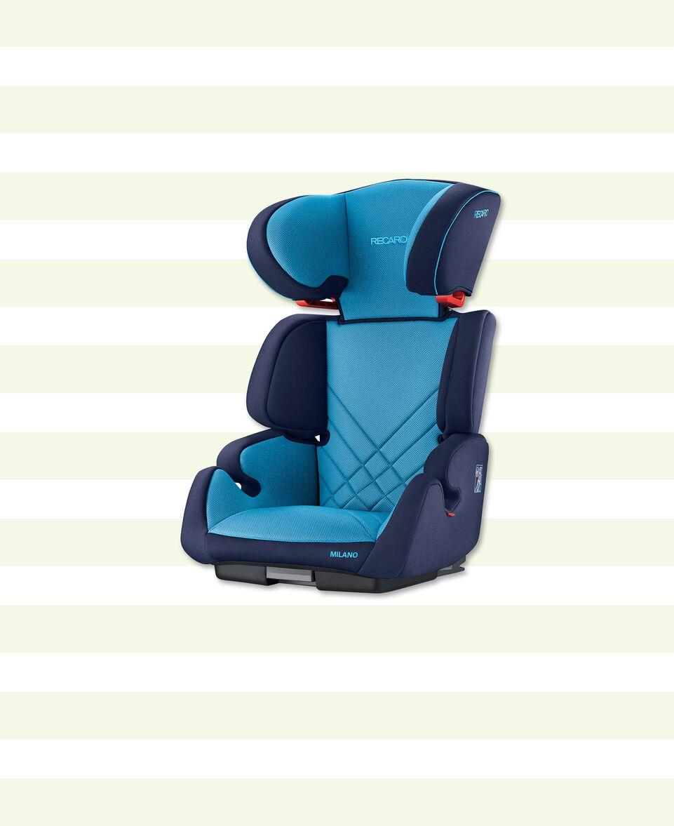 Milano Seatfix Xenon Blue