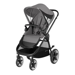 Liegebuggy Balios M manhattan grey