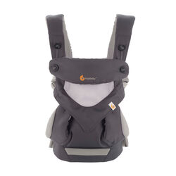 ergobaby 360 carrier grau
