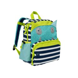 Mini Backpack Little Monsters Bouncing Bob