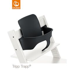 Baby set black Tripp Trapp