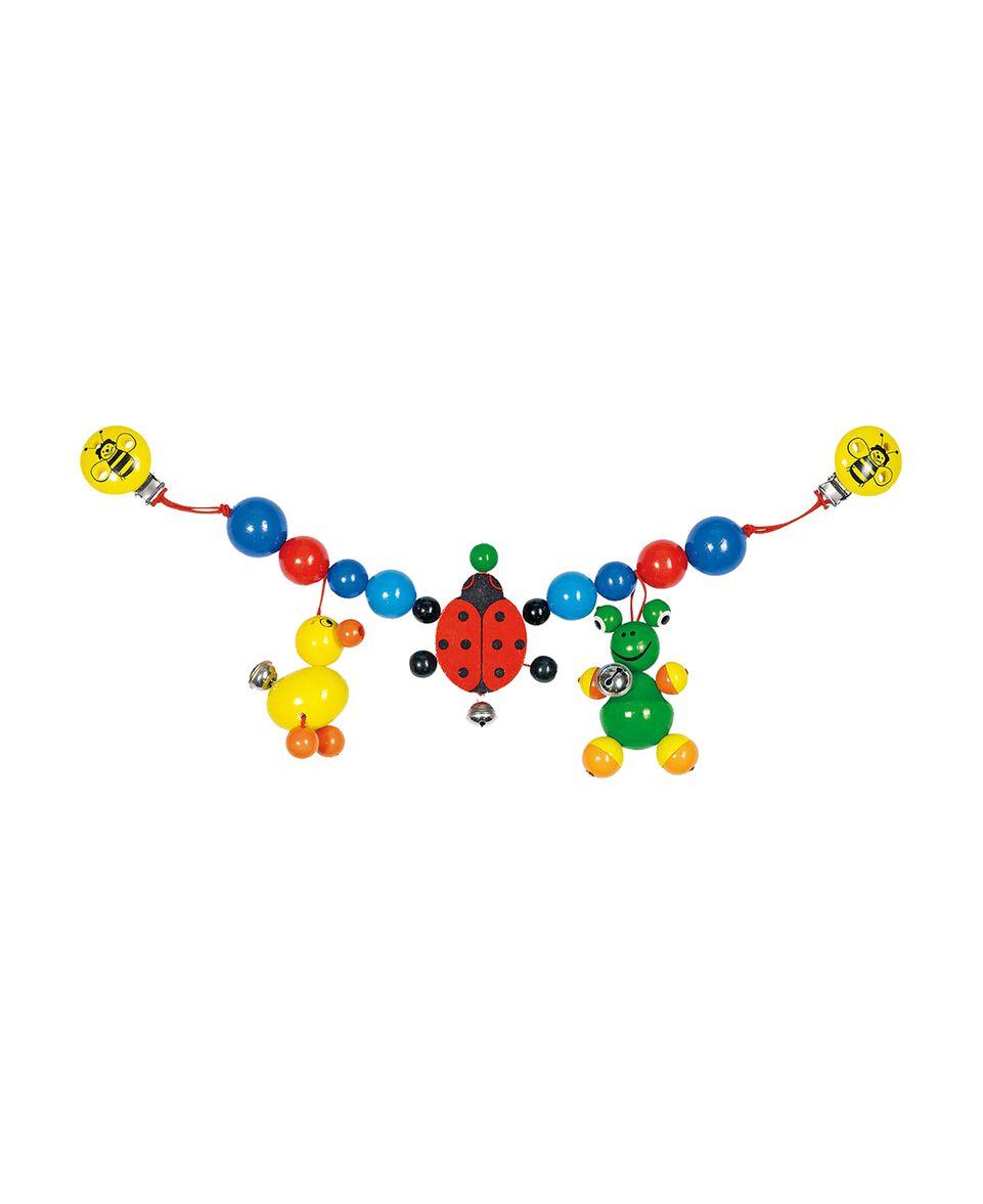Kinderwagenkette Marienkäfer