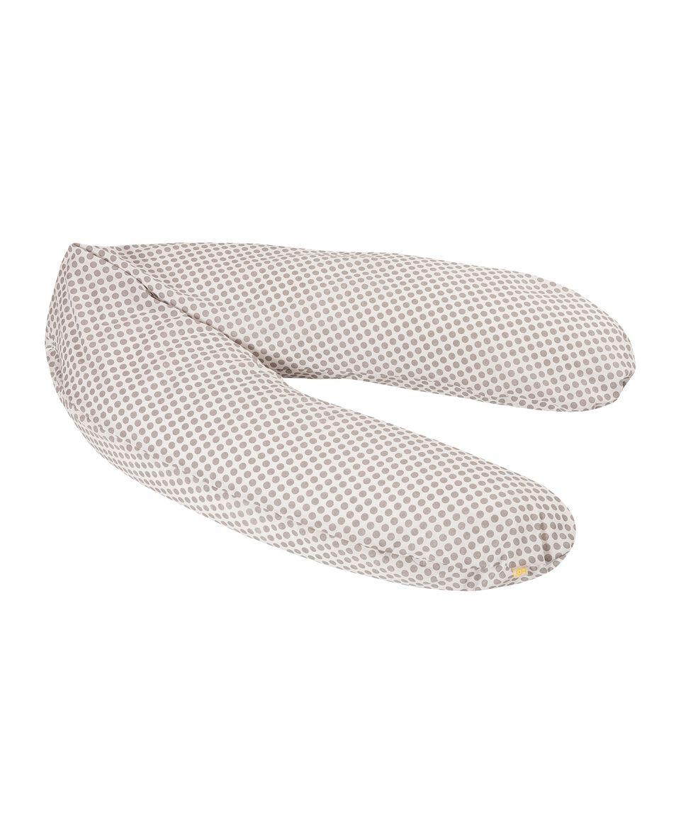 Stillkissenbezug Flexofill XL Grey Dots