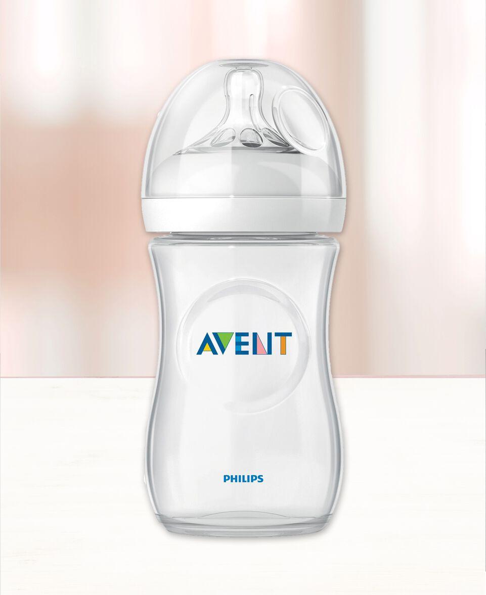 Flasche Natural Naturnah