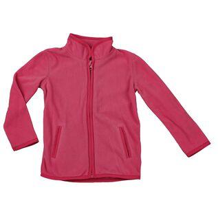 Fleece Jacke Pink