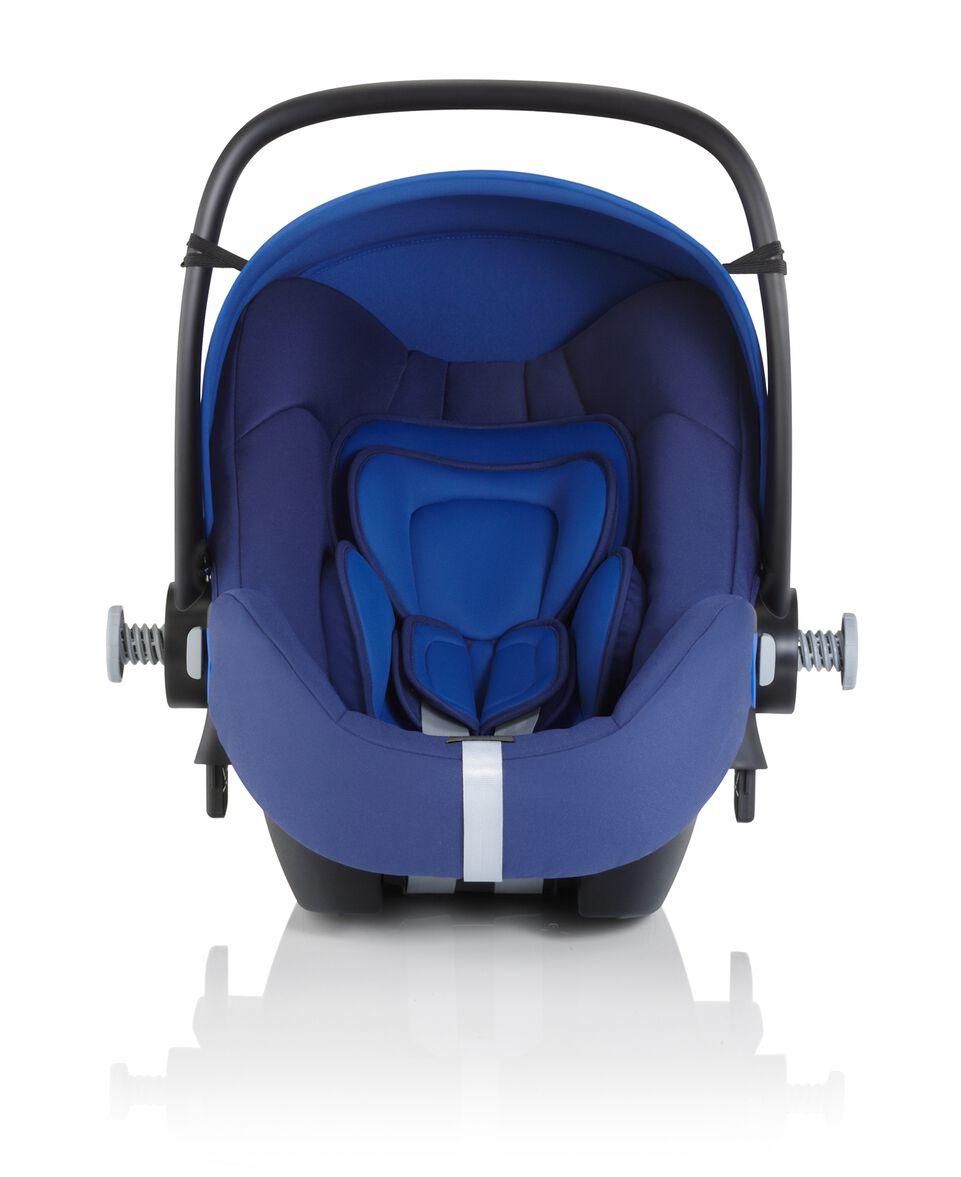 Baby-Safe i-size Bundle Ocean Blue