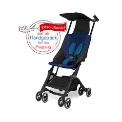 Buggy Pockit sea port blue