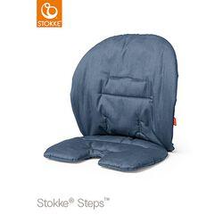 Steps Kissen blau