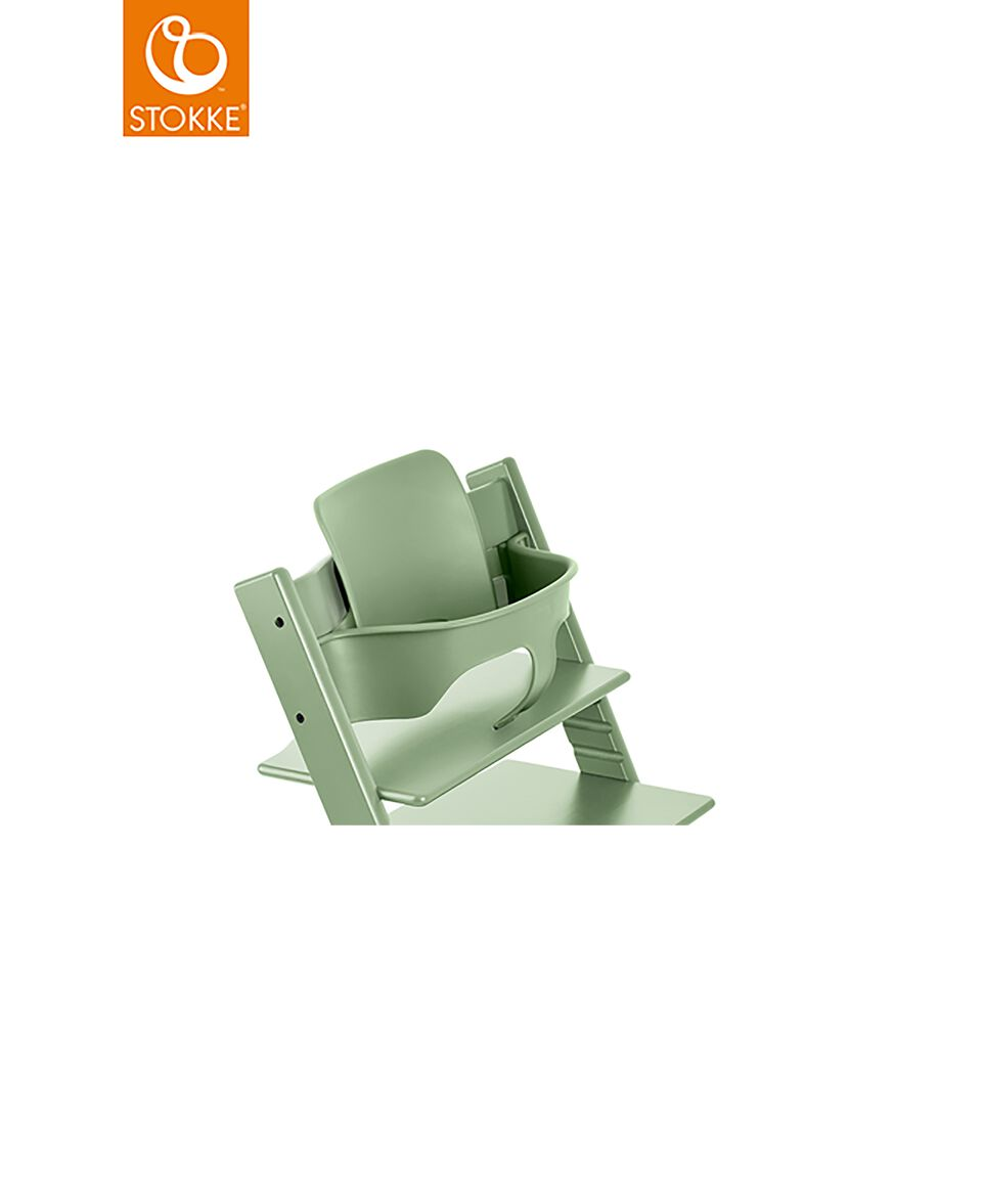 Tripp Trapp® Baby Set moss green