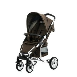 Buggy Flac City Brown Melange