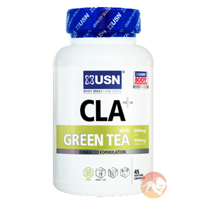CLA Green Tea 90 Softgels