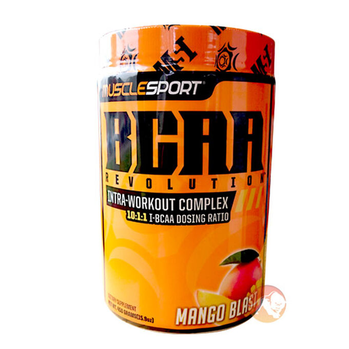 BCAA Revolution 30 Servings Mango Blast