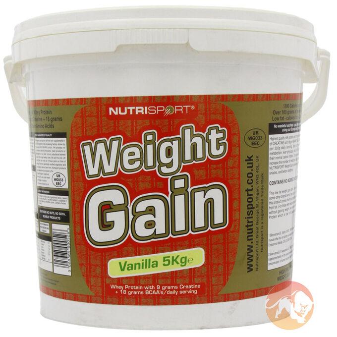 Weight Gain 1.4kg Vanilla