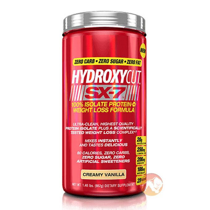 Hydroxycut SX-7 Protein 30 Servings Vanilla