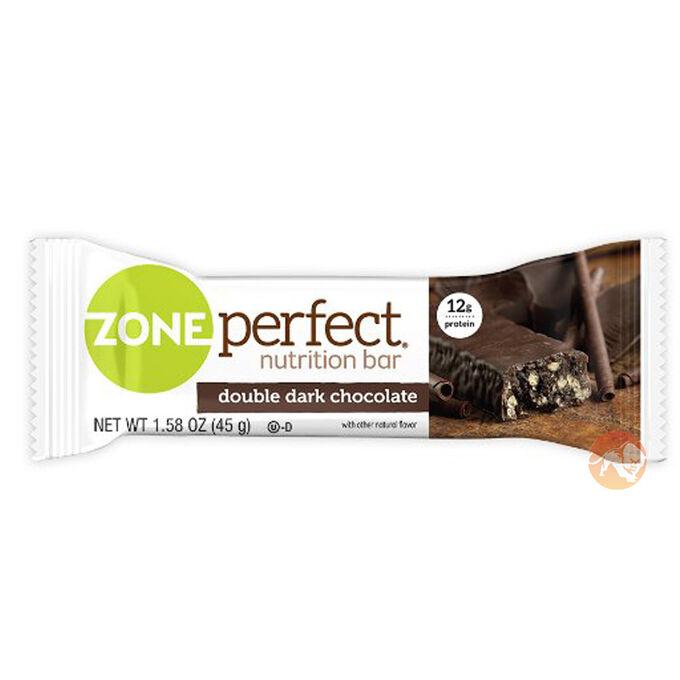 ZonePerfect 45g Bar Dark Chocolate Almond
