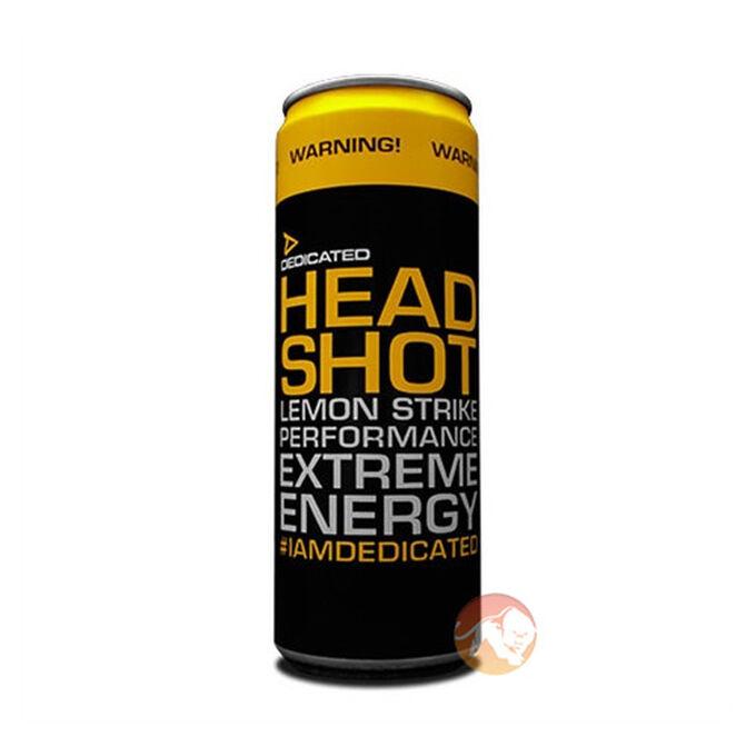 Headshot Drink 355ml Cherry Blast