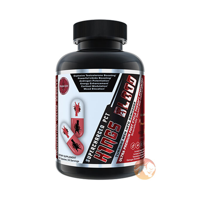 K1ngs Blood 300 Capsules