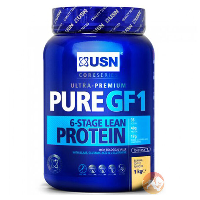 Pure Protein GF-1 1kg Chocolate