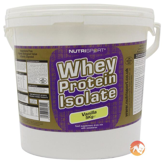 Whey Protein Isolate 1kg Banana