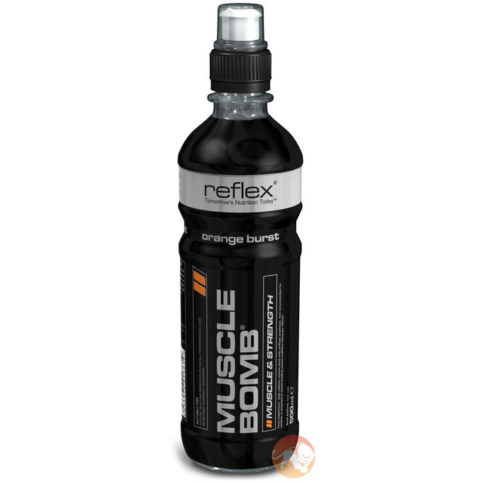 Muscle Bomb 500ml-Tropical Punch