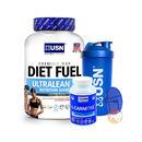Diet Fuel Ultralean 2kg Strawberry