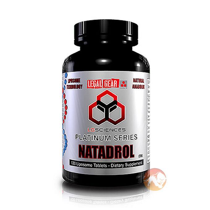 Natadrol 120 Tabs