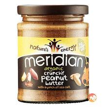 Organic Crunchy Peanut Butter (no salt)