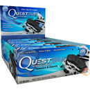 Quest Bars Short Dated Double Chocolate Chunk October Expiry